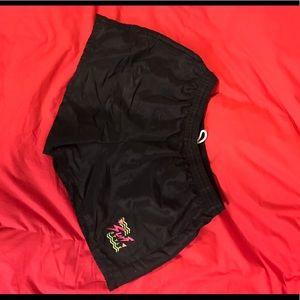 VINTAGE 90's Surf Style short shorts